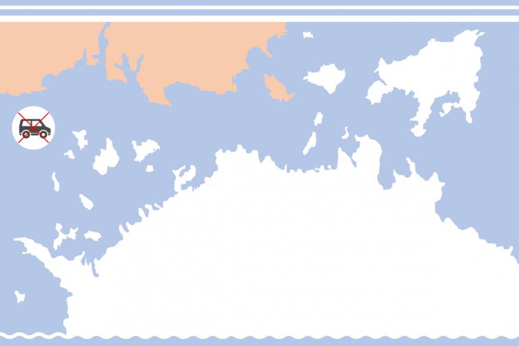 高速艇|宇野(岡山)- 宮浦(直島)