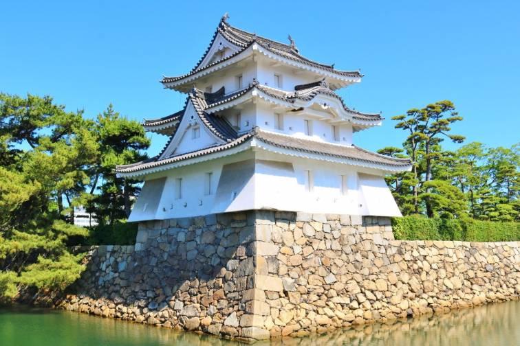 Takamatsu Castle Tamamo Park|玉藻公園