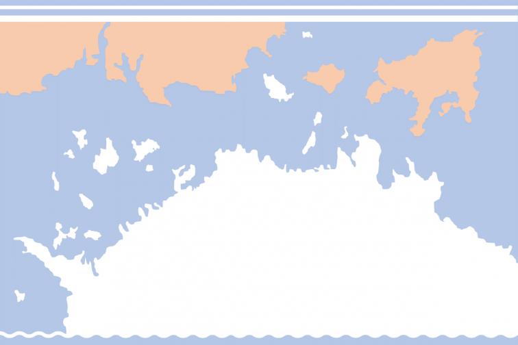 Ferry|Tonosho (Shodoshima) -Karato (Teshima) - Ieura (Teshima) - Uno (Okayama)