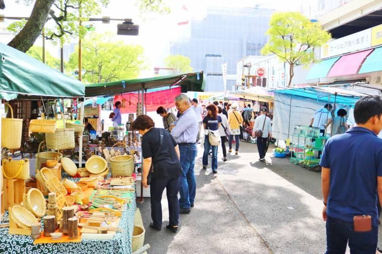 Nichiyo-ichi (Sunday Market)|日曜市