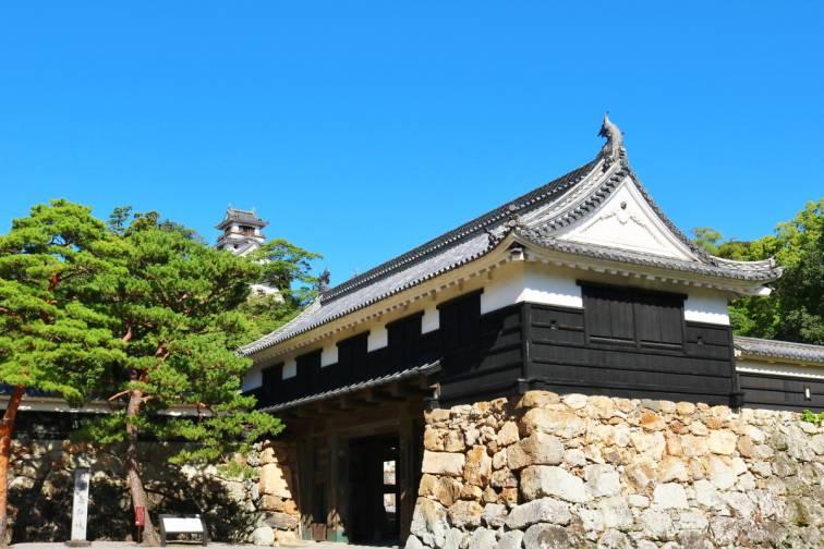 Kochi Castle|高知城