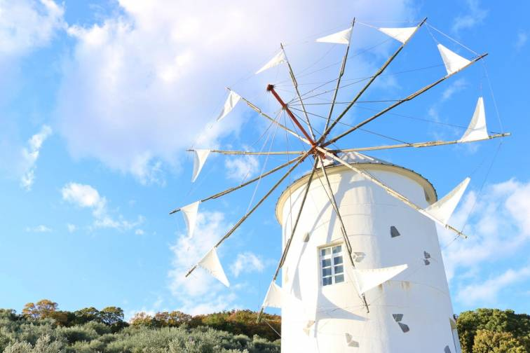 Shodoshima Olive Park|小豆島オリーブ公園
