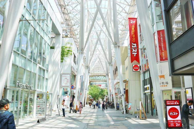 다카마츠 중앙 상점가|高松中央商店街