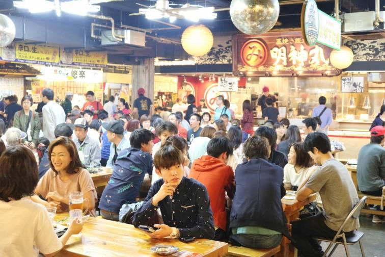 히로메 시장|ひろめ市場