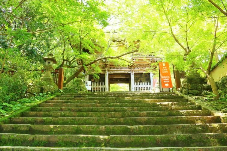 No.31 - 치쿠린지 절|竹林寺