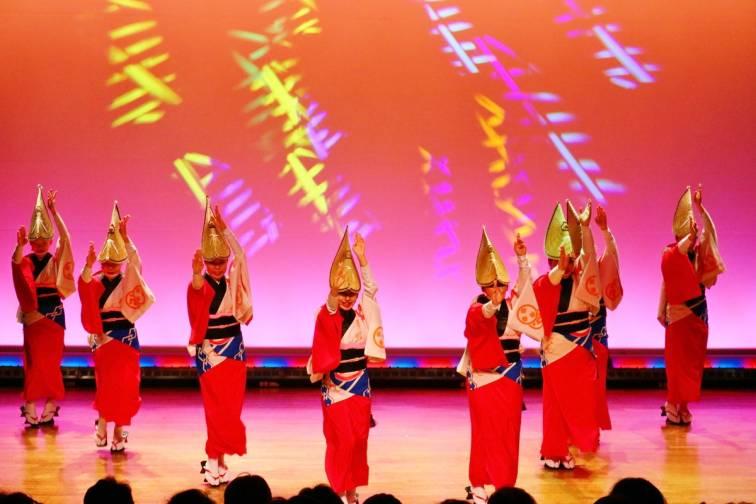 아와오도리 춤 회관|阿波おどり会館