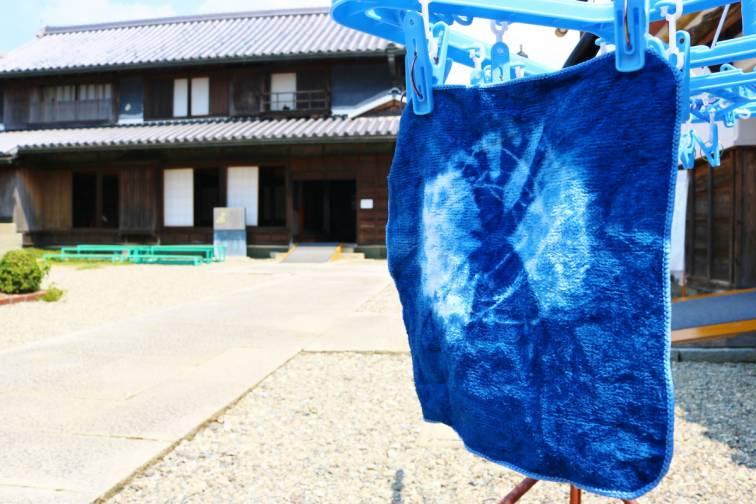아이즈미초 역사관 아이(쪽)관|藍住町歴史館 藍の館