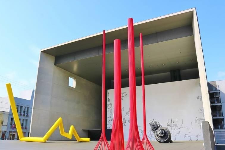 이노쿠마 겐이치로 현대미술관|猪熊弦一郎現代美術館