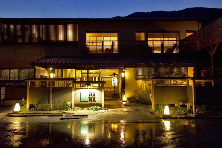 일본식 여관 호텔 이야 온천|ホテル祖谷温泉