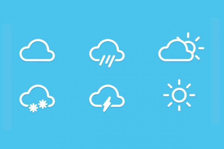 香川縣的氣候