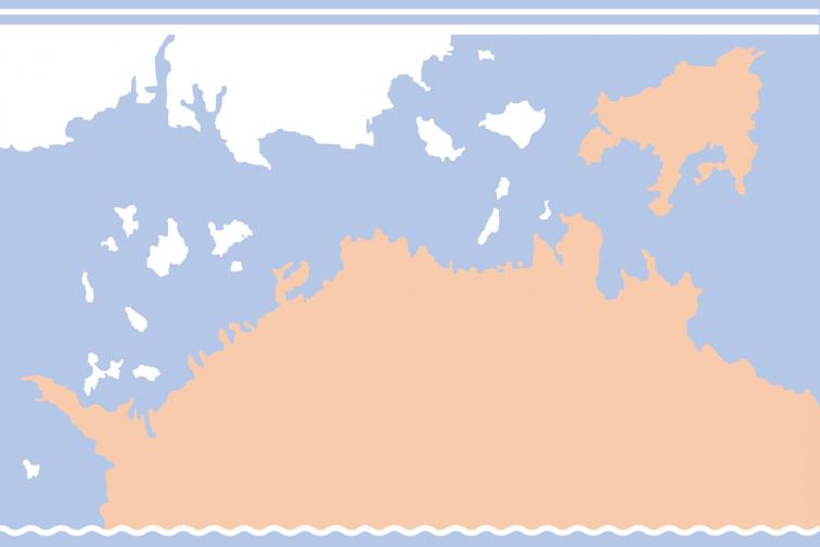 渡轮 高松 - 土庄(小豆岛)