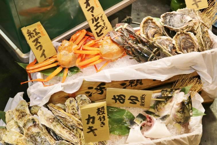 海鲜美味家 浜海道 多度津本店