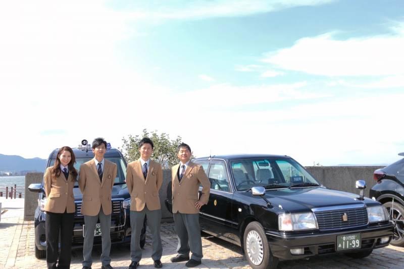 タクシー貸切観光プラン|6時間