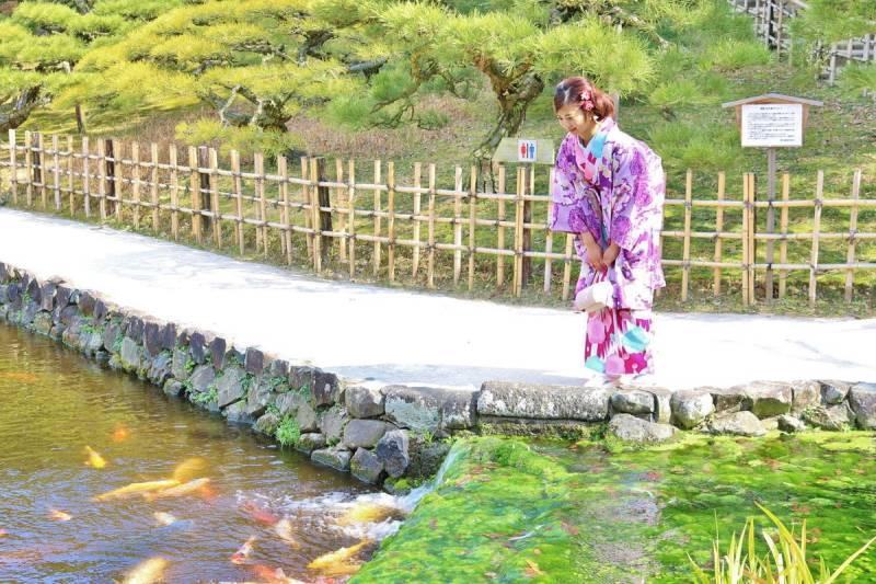 Kimono_Ritsuringarden_4